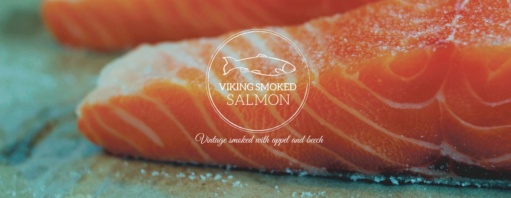 Birchsmoked salmon